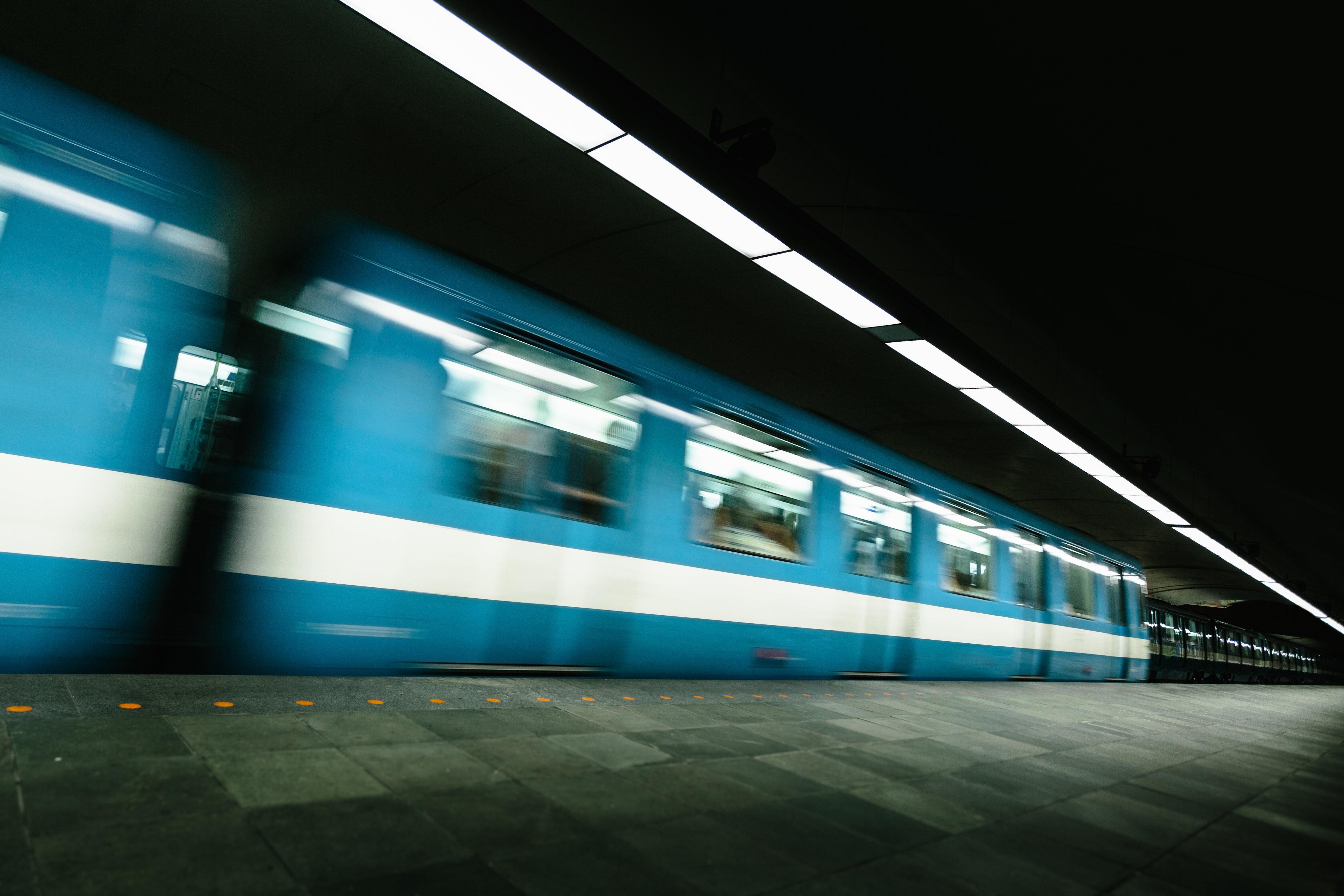 Métro: fermeture d'urgence de la station