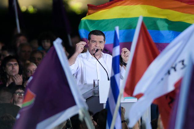 Τσίπρας: Την Κυριακή ψηφίζουμε για τη ζωή μας - Φθινόπωρο οι εθνικές