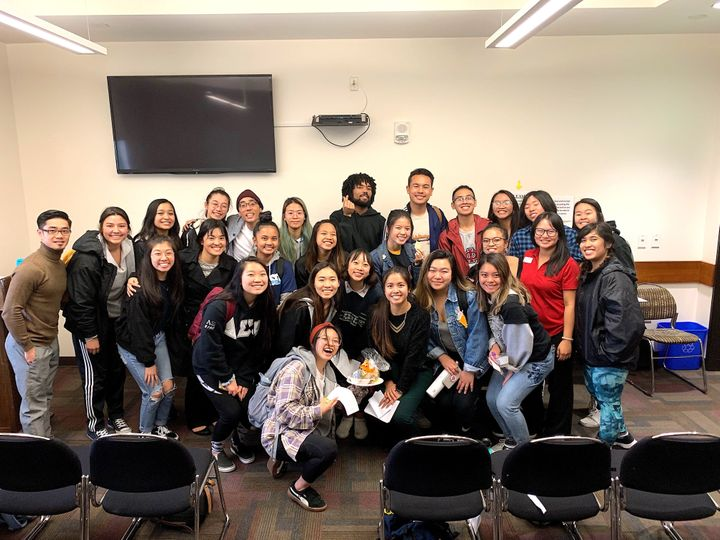 Koko Nishi and Kathy Nguyen co-founded (AAPI)phany, which hosts workshops where Asian and Pacific Islanders can share their s