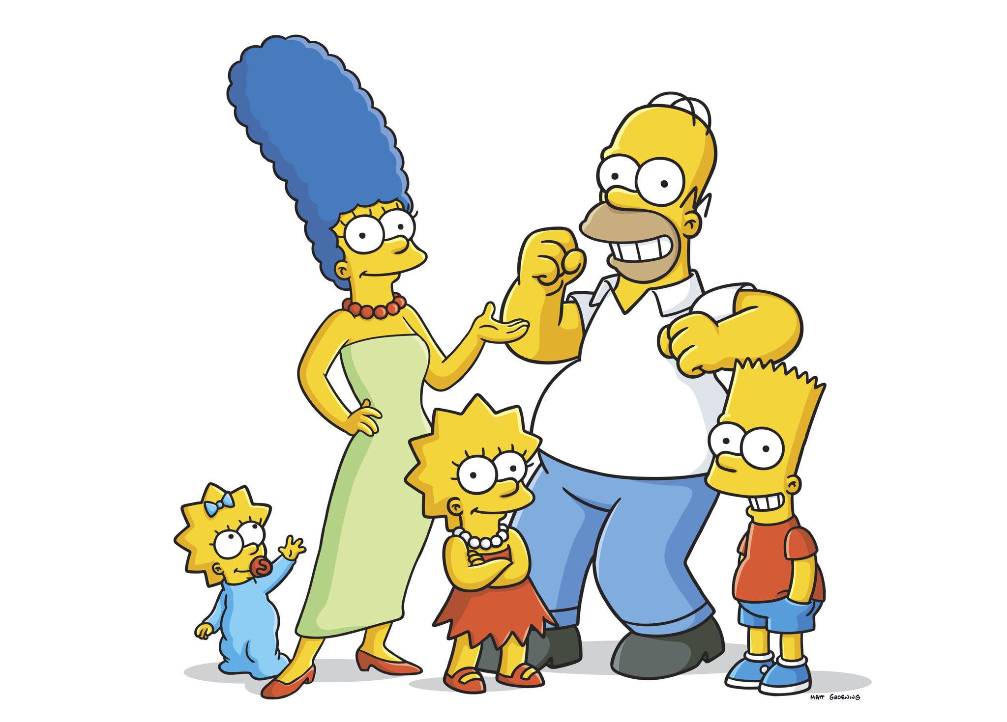 Histórica 30ª temporada de 'Os Simpsons' estreia na Fox nesta