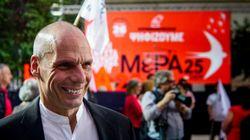 Βαρουφάκης: Το ΜέΡΑ25 έχει πρόγραμμα που μπορεί να γίνει πραγματικότητα αύριο το