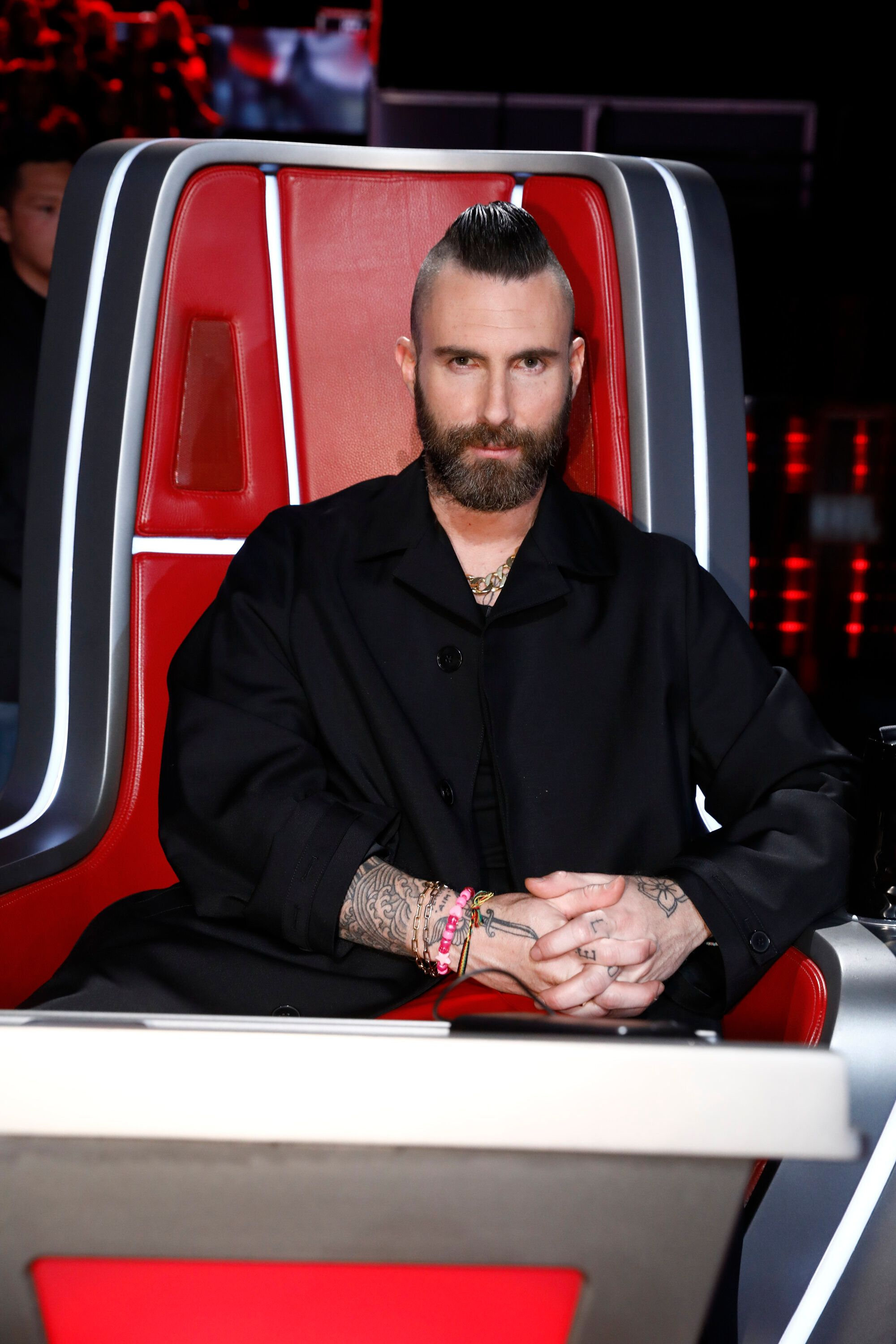 Adam Levine quitte «The