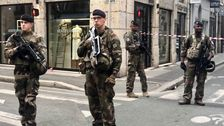 Suspected Package Blast In France Injures 7