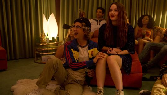 How 'Booksmart' Created A Banner Musical Moment With 'You Oughta