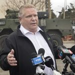 Ontario Dad Says He Felt 'Threatened' By Doug Ford