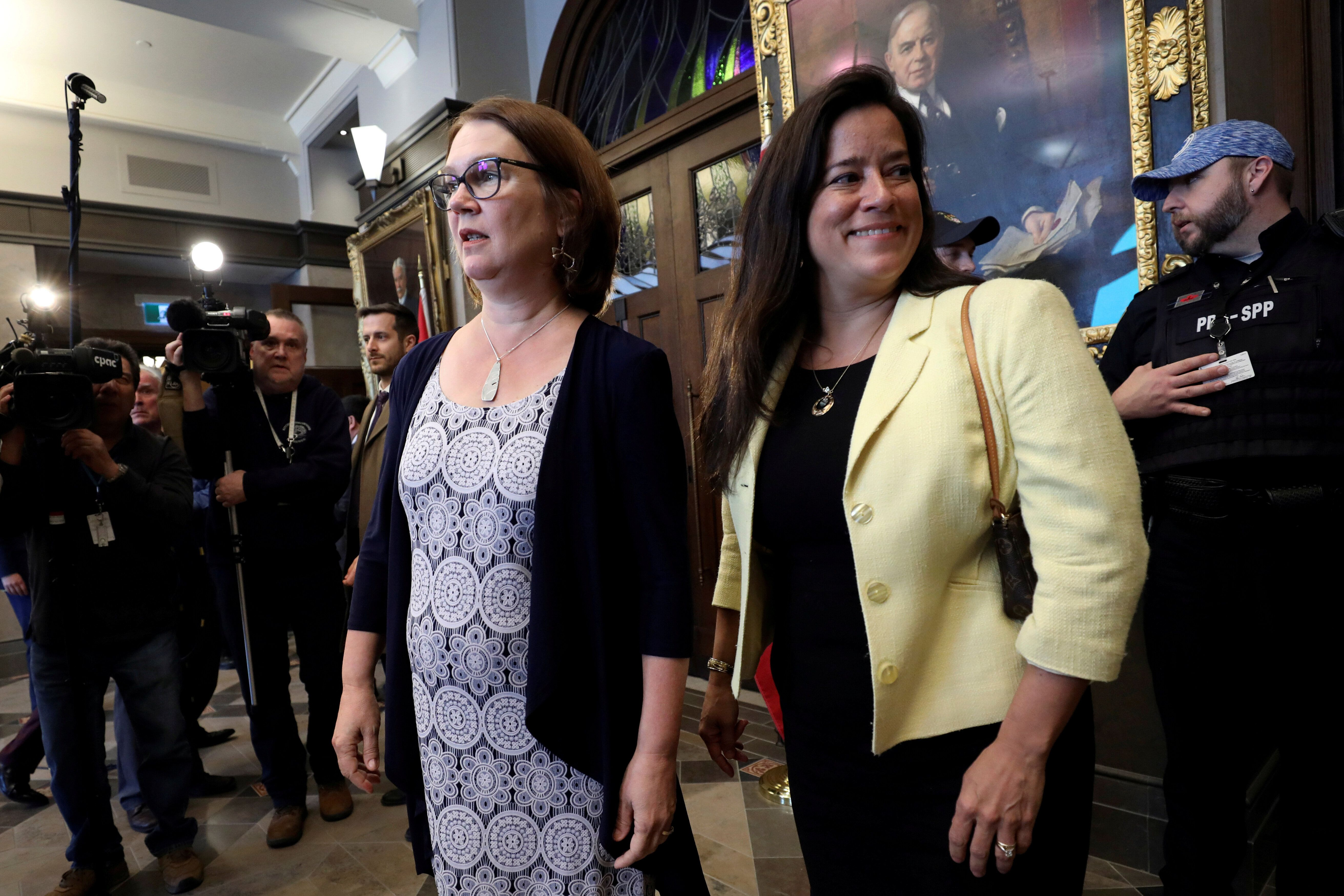 Wilson-Raybould, Philpott To Announce Their Political Futures On