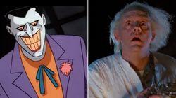 La voix française du Joker (et de Doc dans