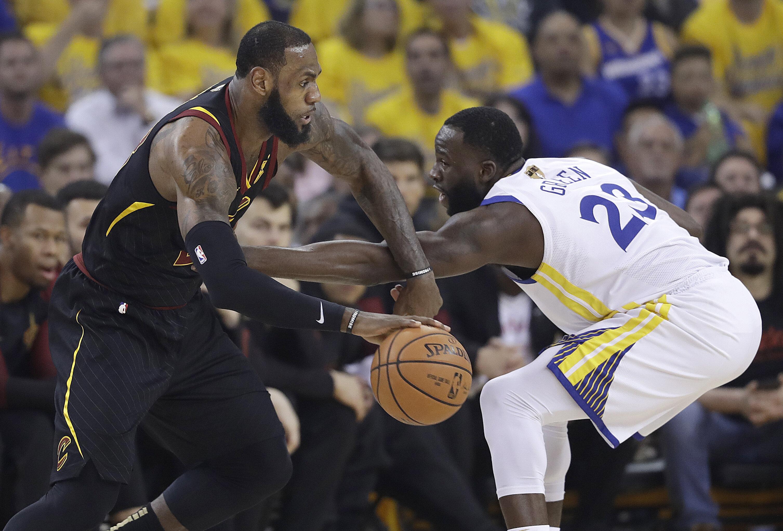 Các cầu thủ Golden State Warriors cảm thấy siêu lạ lẫm khi không phải đối đầu với LeBron James tại NBA Finals