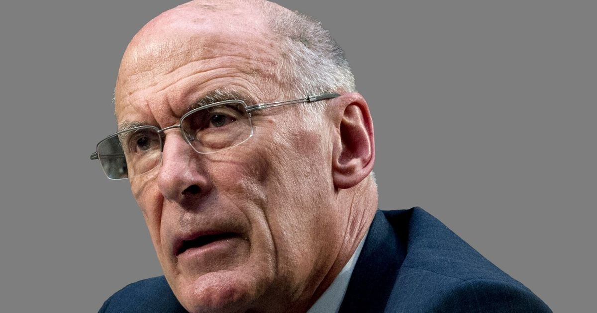Intelligence Director Dan Coats Puts Barr on Notice Not To Imperil National Security