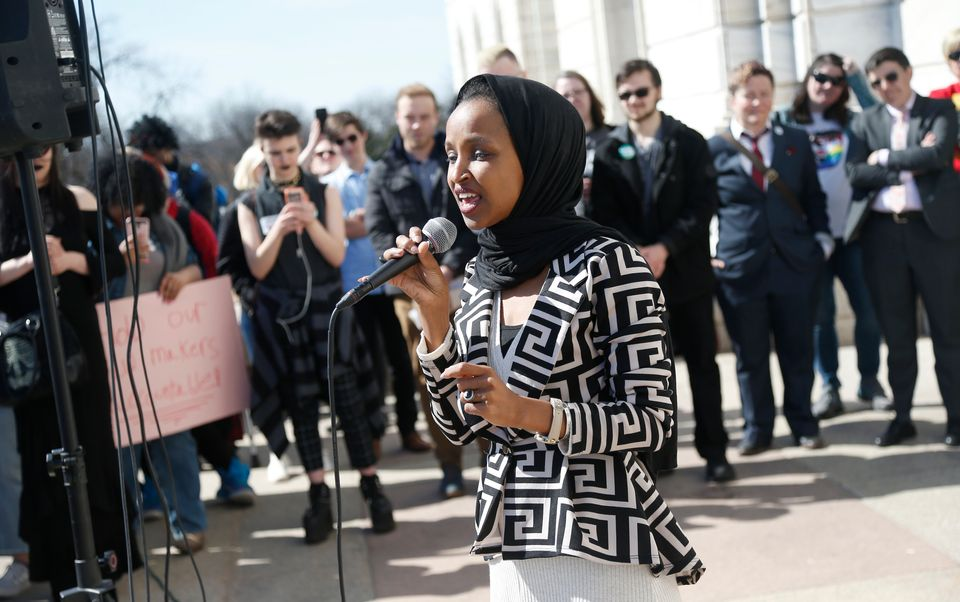 Rep. Ilhan Omar faced an uptick in death threats after President Donald Trump increased his rhetorical...