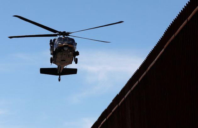 ΗΠΑ: Δικαστής απαγόρευσε τη χρήση κονδυλίων του Πενταγώνου για την κατασκευή του τείχους του
