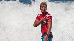 五十嵐カノア選手、サーフィン世界最高峰の戦いで日本人勢初の優勝。東京五輪でメダルの期待