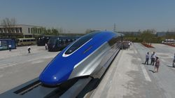 Τρένα- σφαίρες: Η κόντρα Κίνας- Ιαπωνίας για τα ταχύτερα τρένα στον
