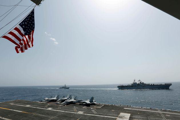 Ιράν: Επικίνδυνες για την παγκόσμια ειρήνη οι κινήσεις αμερικανικών στρατευμάτων στη Μέση