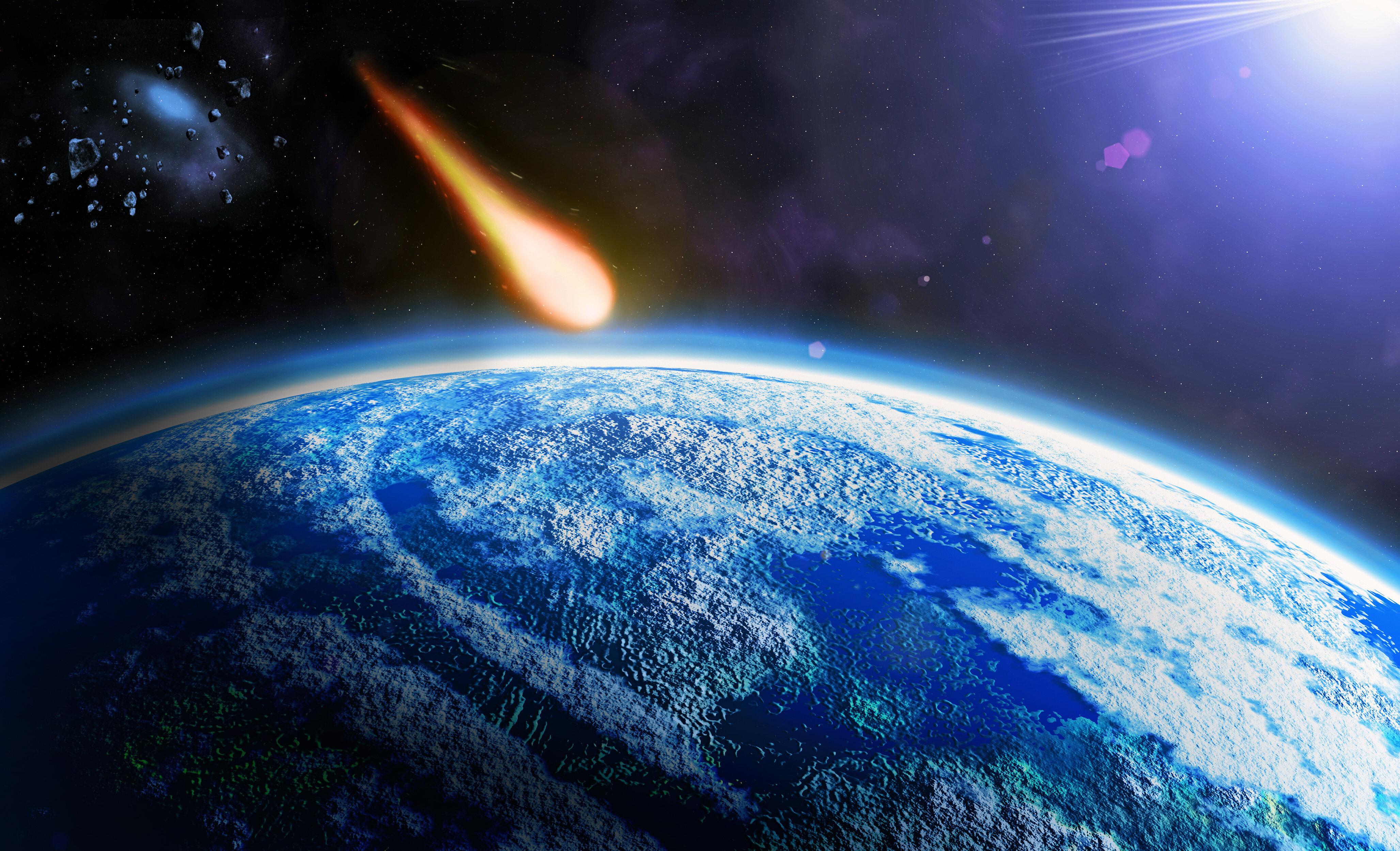 Τεράστιος αστεροειδής θα περάσει σε κοντινή απόσταση από τη Γη το