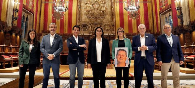 El mal rato de los candidatos a la alcaldía de Barcelona durante la jornada de reflexión
