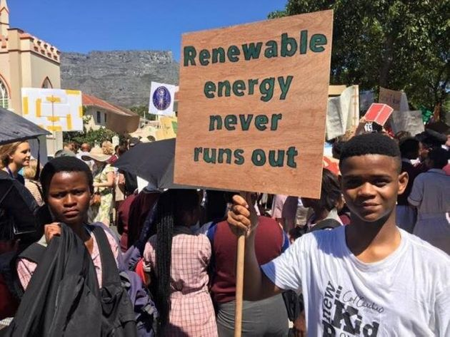 Dans plus de 20 pays : Manifestations pour une justice climatique et une Afrique sans énergie