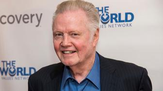 Jon Voight attends the Champions of Jewish Values International Awards gala at Carnegie Hall on Thursday, March 28, 2019, in New York. (Photo by Charles Sykes/Invision/AP)