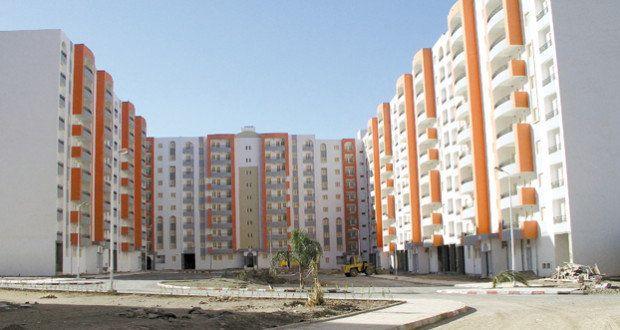 AADL 1: plus de 4.750 logements attribués au niveau
