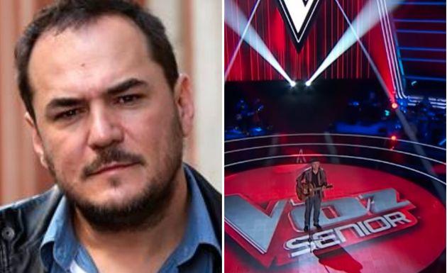 Ismael Serrano no da crédito a lo que pasó en 'La Voz Senior' (Antena