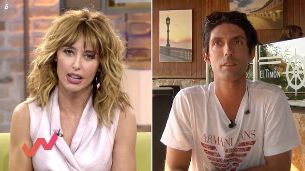 El hijo de María Jiménez se queja del acoso mediático en torno al ingreso de su