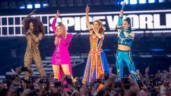 Spice Girls estão de volta e seu 1º show parece ter sido