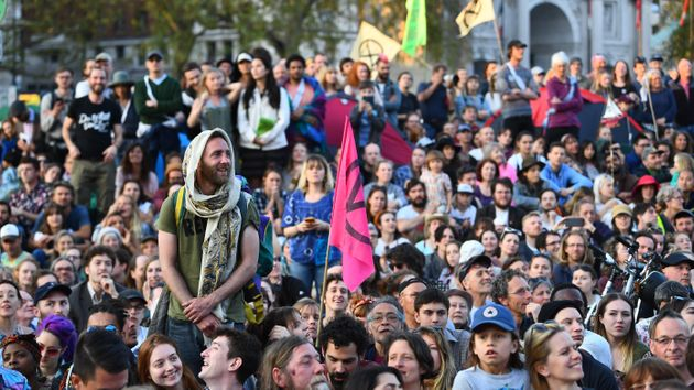 Extinction Rebellion: Met Police Under Fire For Plans To Push For