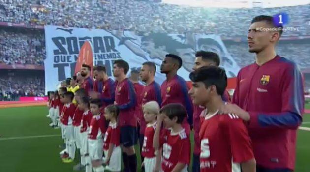 Polémica por lo ocurrido en TVE durante los pitos al himno en la final de la Copa del