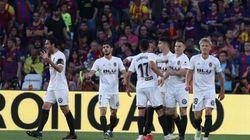 El Valencia, campeón de la Copa del Rey tras ganar 1-2 al