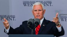 Mike Pence Tells West Point