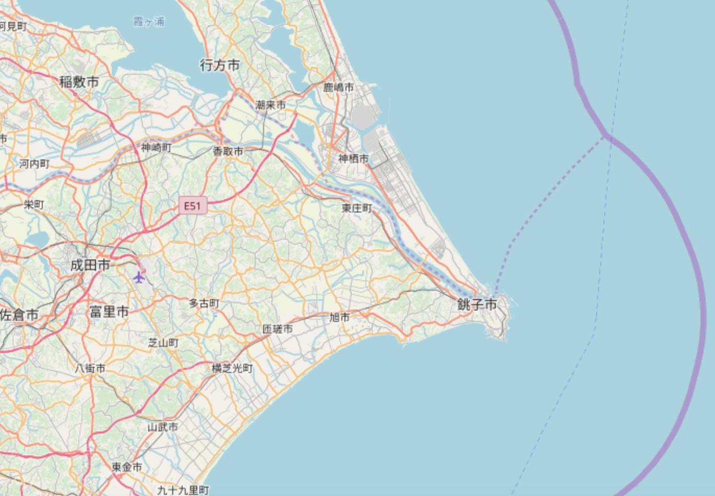 千葉・銚子沖で貨物船同士が衝突し、1隻が沈没 4人が行方不明に