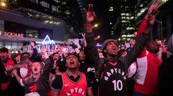 Watch: Toronto Raptors Are Canada's Team