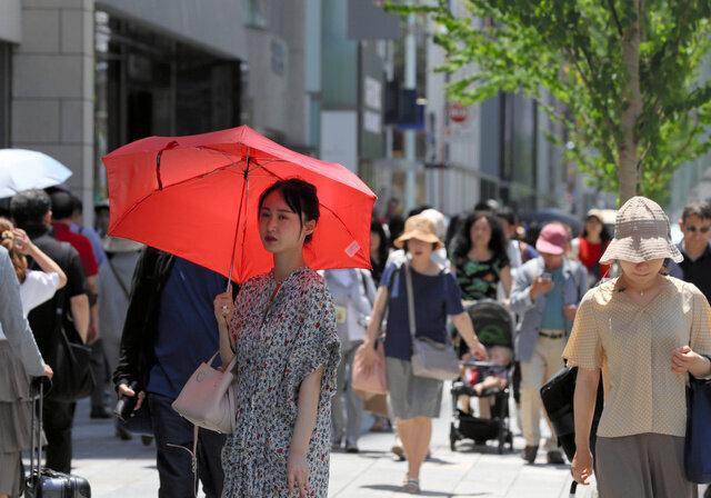 北海道・佐呂間で39.0度、5月の全国最高気温を更新