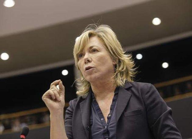 Pilar del Castillo, eurodiputada del