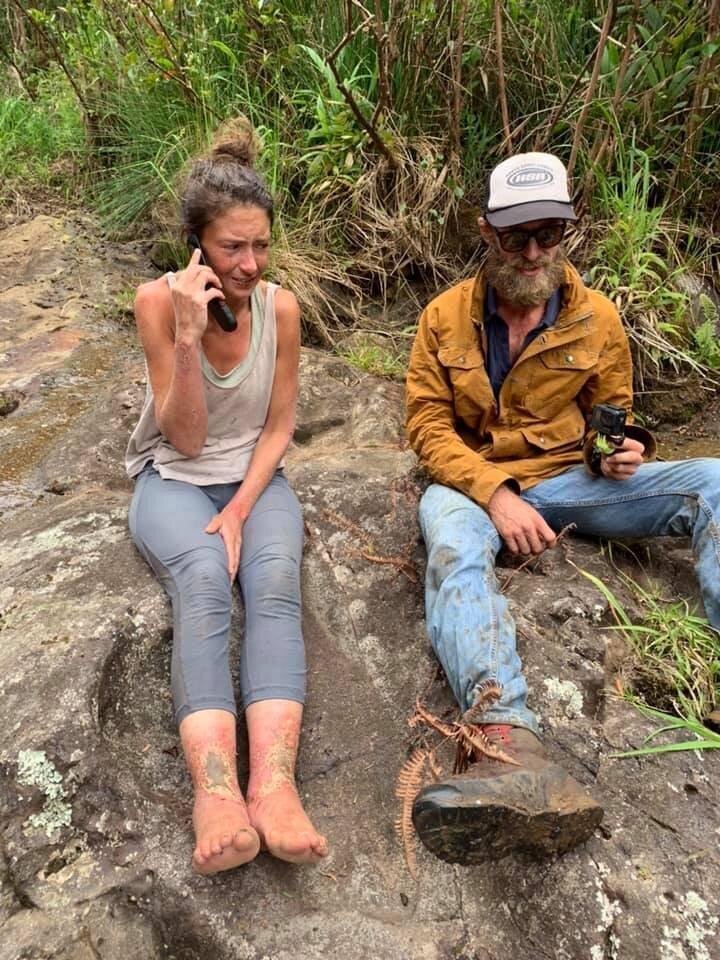 하와이에서 산책하다 실종된 여성이 16일 만에