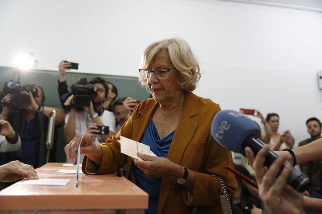 Directo: Los sondeos a pie de urna apuntan a victoria de la izquierda en las principales