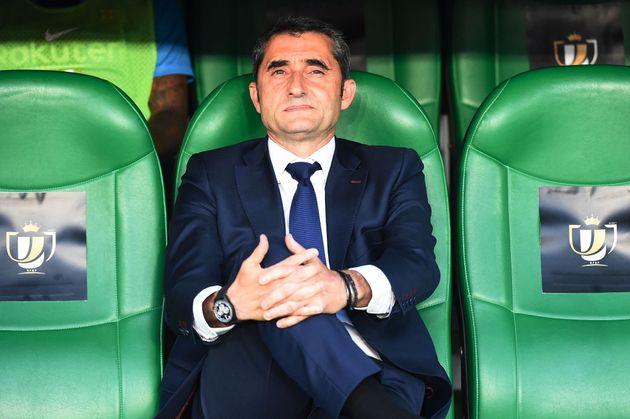 El troleo de InfoJobs a Valverde tras la derrota del Barça que muchos ya califican de
