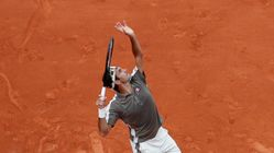 Retour gagnant pour Roger Federer à Roland-Garros après quatre ans