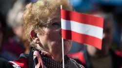 L'extrême droite autrichienne en léger recul aux européennes après