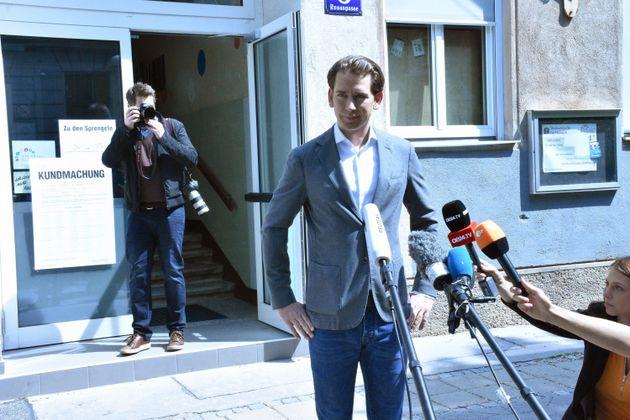 Αυστρία-Ευρωεκλογές: Νίκη για το Λαϊκό Κόμμα του Κουρτς παρά το Ibiza
