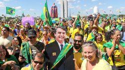 Atos em apoio ao governo Bolsonaro acontecem em 12 estados e no