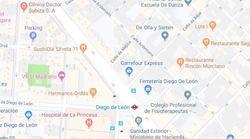 Echenique se enzarza con Díaz Ayuso por el lugar de Madrid donde vive: responde con un mapa de