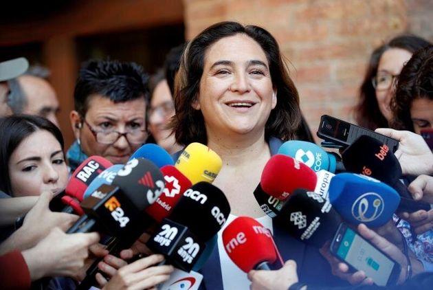 ERC y Barcelona en Comú empatan en Barcelona, según 'El