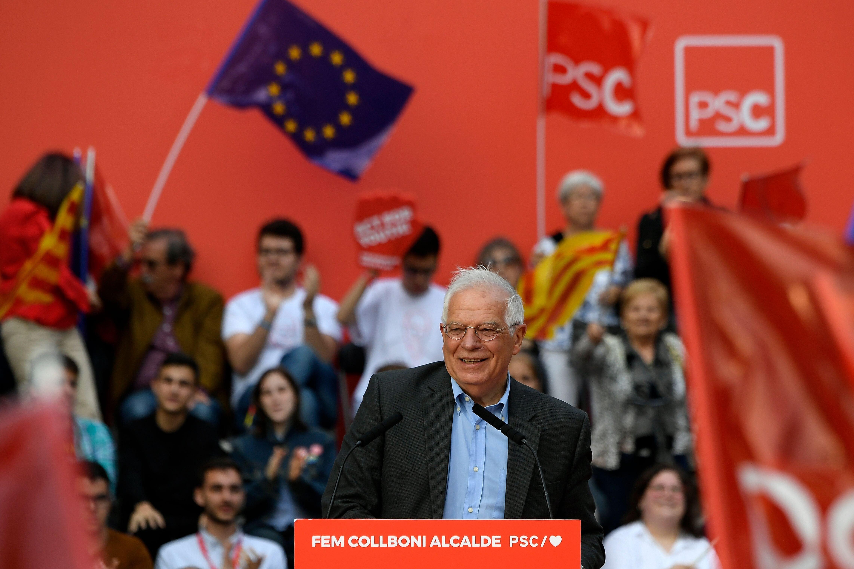 Elecciones europeas: El PSOE sigue en la ola del 28-A y se impone con el 32% de los