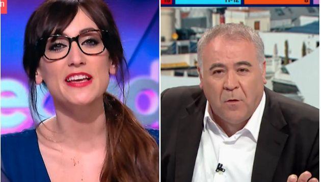Ana Morgade y Antonio García