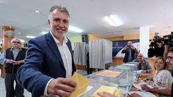Un pacto de izquierdas en Canarias dejaría a CC sin el Gobierno desde