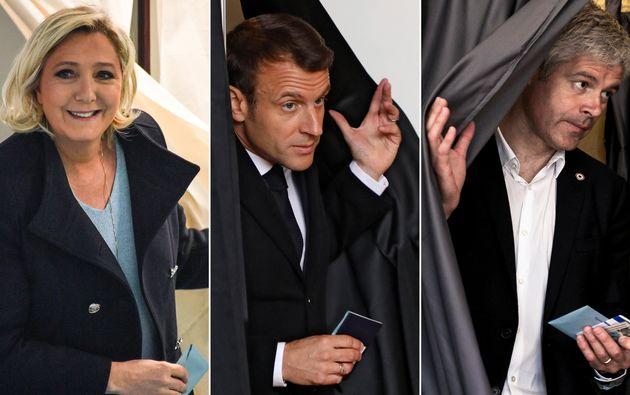 La leçon des résultats de ces élections européennes, Marine Le Pen et Emmanuel...