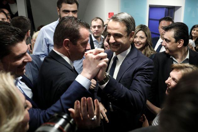 Η εκλογική νίκη «δύο σε ένα» του Κυριάκου
