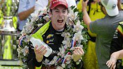 Un Français remporte les 500 miles d'Indianapolis, une première depuis un
