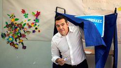 Tsipras convoca elecciones anticipadas en